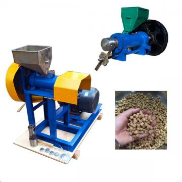 Small Animal Poultry Chicken Pellet Feed Making Machine From Manufacturer