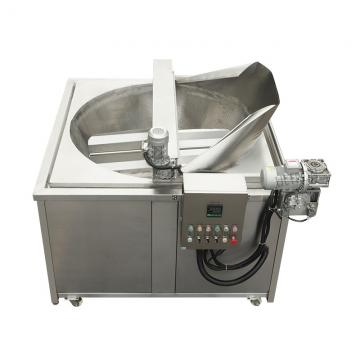Qingdao Tune Automatic Deep Continuous Fryer Food Chips Fryer Machine
