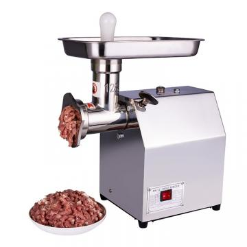 Industrial Frozen Meat Mincer Machine
