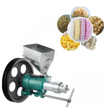 Corn Flakes Breakfast Cereals Twin Screw Puff Snack Food Extruder