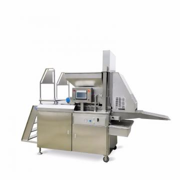 Hamburger Meat Nuggets Fillet Forming Machine Breading Machine Battering Machine