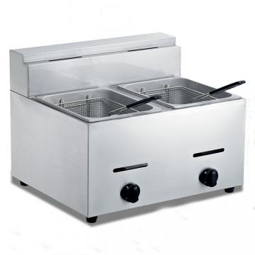 Freestanding Commercial Induction Deep Fryer