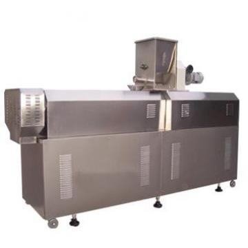 Puffs Breakfast Cereal Flakes Making Machine