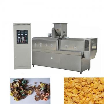 Corn Flaking Grits Grain Bean Flakes Making Machine