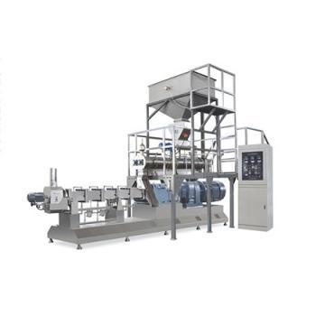 Aquarium Puffed Pet Fish Food Extruded Pellet Machine Processing Line Fodder Pelleting Extrusion Machinery Plant Unit Equipment