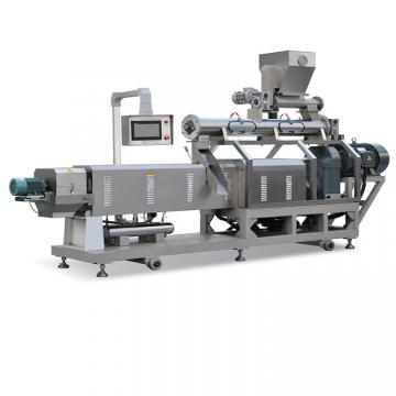 Dry Pellet Making Extruder Equipment Pet Food Processing Dog Food Extrusion