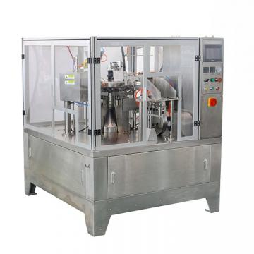 Automatic Multi-Function Rotary Pre-Made Pouch Bag Filling Powder/Food/Package/Packaging Packing Machine (AP-8BT)