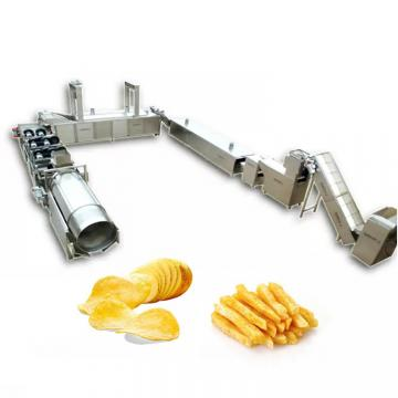 industrial factory frozen fresh chips maker lays potato chips making machine