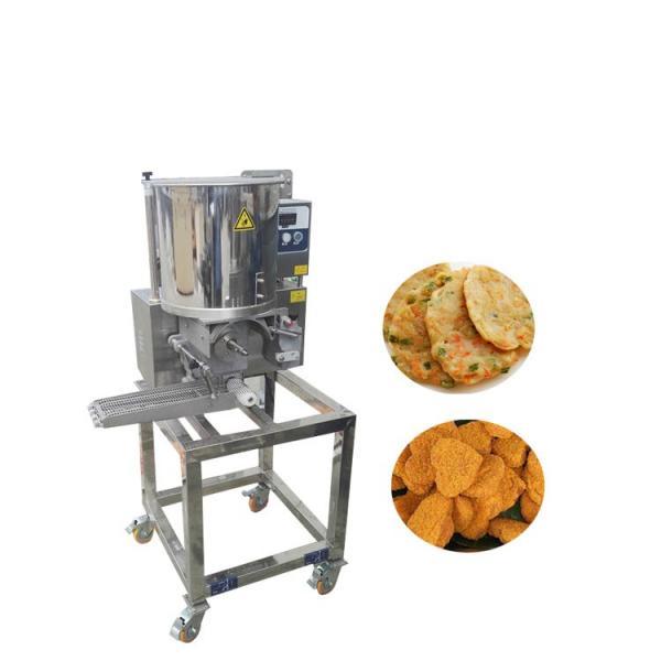 Automatic Hamburger Forming Machine Patty Nugget Meat Cake Molding Machine