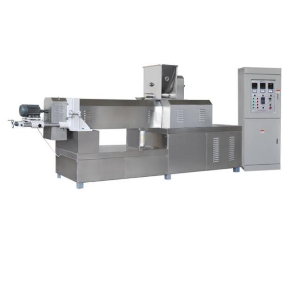 Small Scale Corn Flakes Flaking Machine Cereal Breakfast Extruder Inflating Equipment Production Line