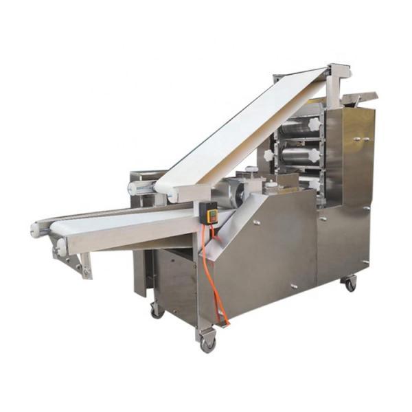 Automatic Roti Making Line Machine/Electric Heating Tortilla Making Processing Euipments