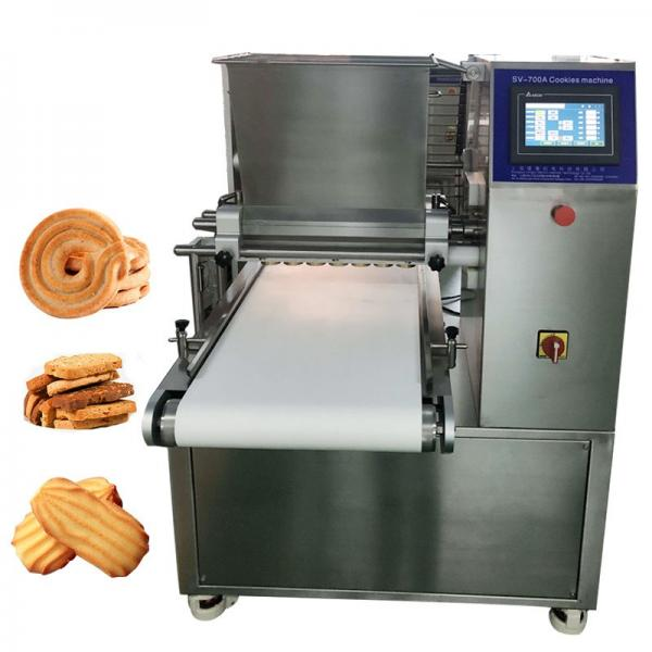 Fully Automatic Complete Biscuit and Cookie Making Machine Biscuit Production Line