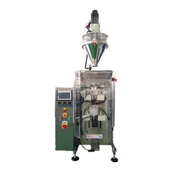 Multi-Function Automatic Vertical Grain Seeds Particle Msg Sugar Coffee Tea Desiccantgranule Food Powder Packing Sealing Packaging Machine